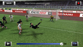 Download Winning Eleven 2012 mod WE 2016 Apk Android