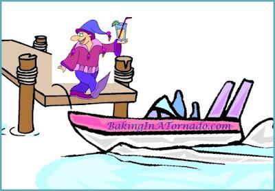 Timing is Everything | www.BakingInATornado.com | #humor #funny #MyGraphics