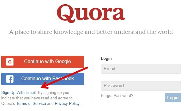 How to write blog on quora