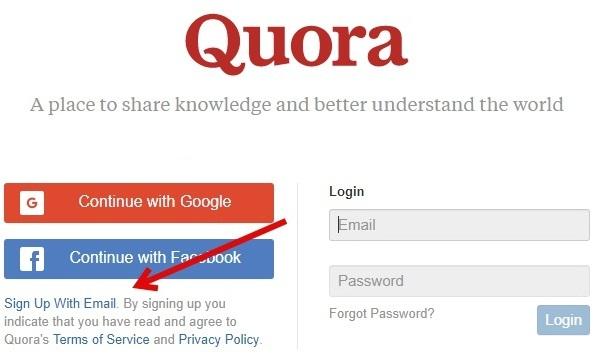 Quora पर ब्लॉग कैसे बनाएं ? पूरी जानकारी