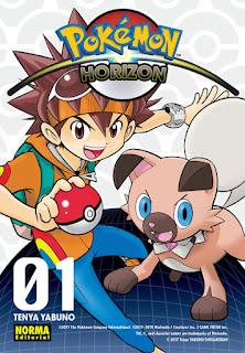 Pokémon Horizon 01