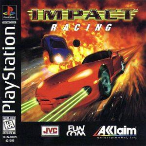 Baixar Impact Racing (1996) PS1