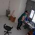 Veja o vídeo que mostra o exato momento do assalto a correspondente Caixa em São Bento, assista