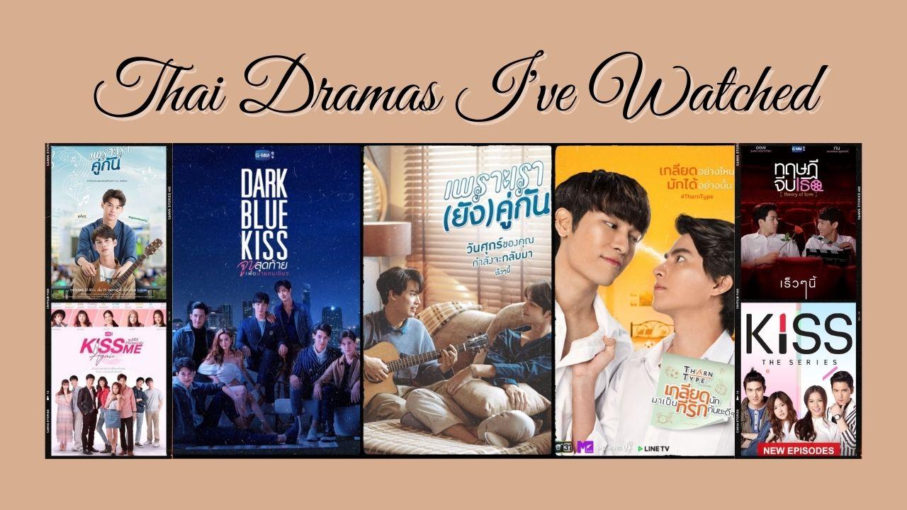 My Year in Asian Drama - Thai Drama