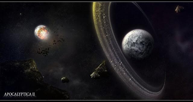 sci fi wallpaper dump