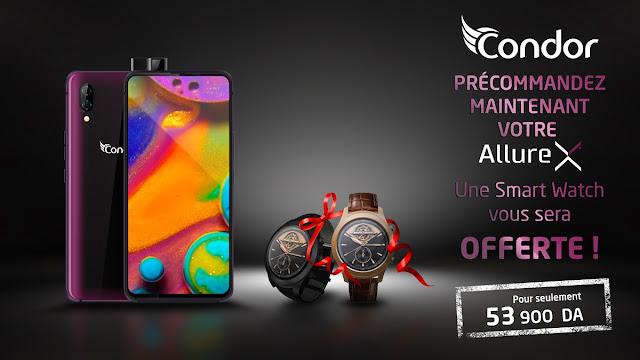 سعر و مواصفات Condor Allure X - مرتجعة كوندور اكس مع هدية مميزة ستعجبك