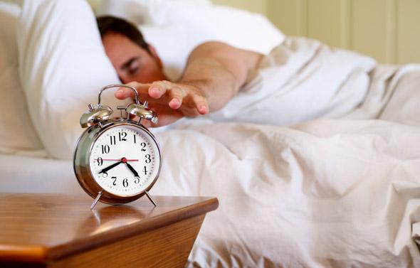 bí quyết dậy sớm