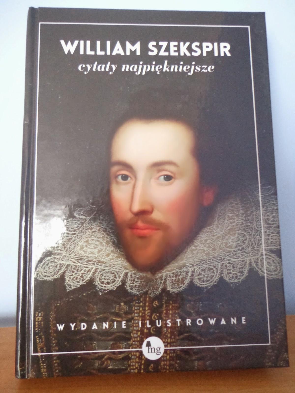 2 Razy K Książkowo I Kosmetycznie William Szekspir