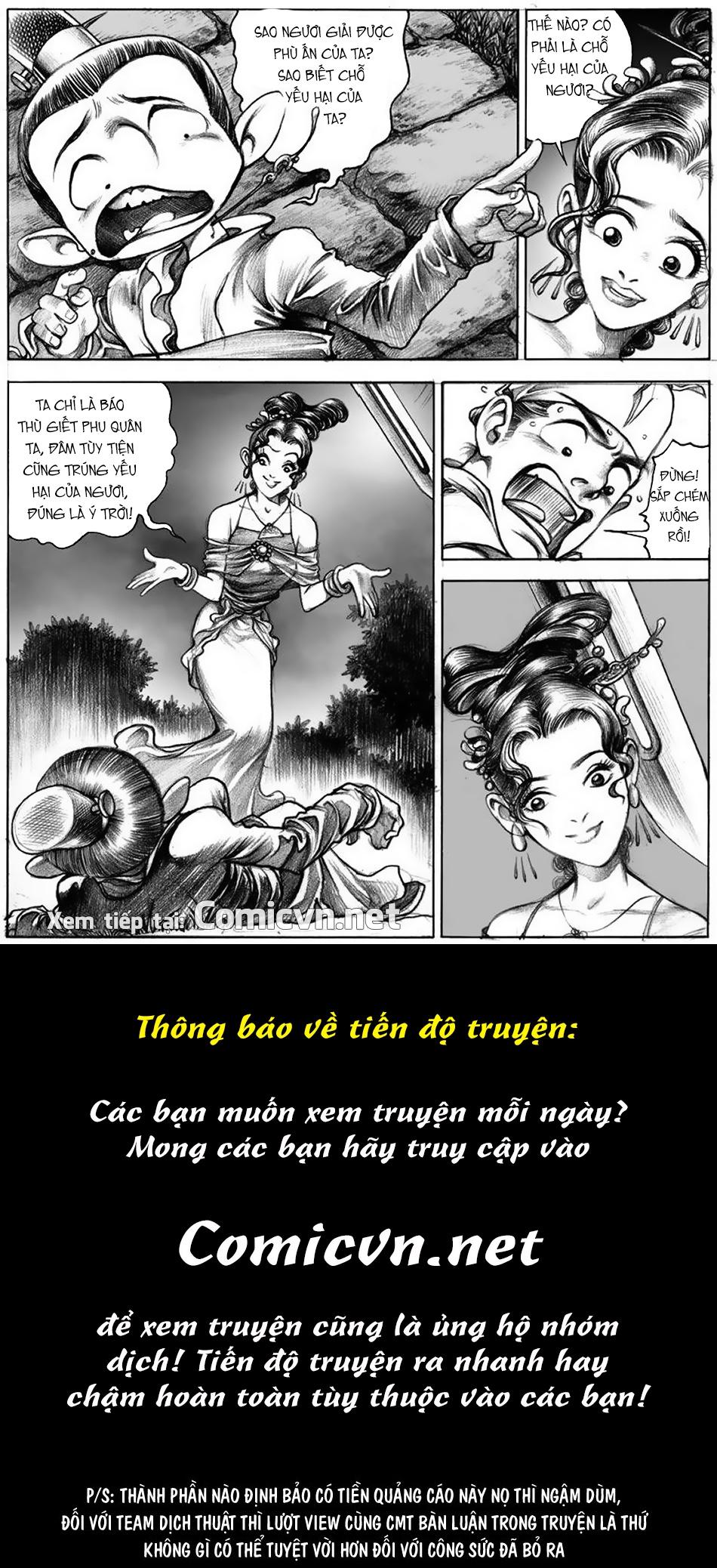 Chung Quỳ Truyền Kỳ Chap 10 - Next Chap 11
