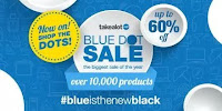 Takealot Early Deals Blue Dot Sale