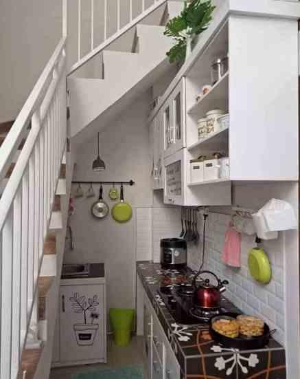 Desain ruangan rumah minimalis sederhana untuk ruang dapur