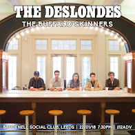 The Deslondes + The Buffalo Skinners - Leeds