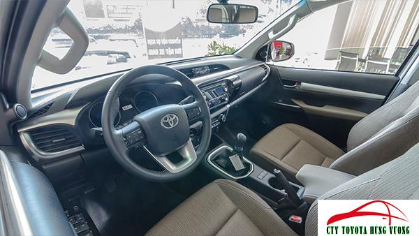 Giá xe, thông số kỹ thuật và đánh giá chi tiết bán tải Toyota Hilux 2018 nhập khẩu - ảnh 21