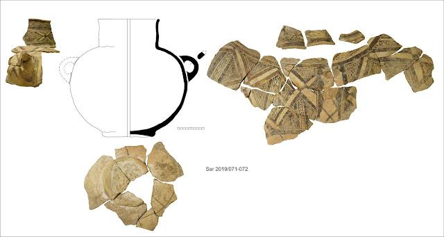Archaeologists study the changing history of ancient temple complex at Jordan's Khirbat es-Sar