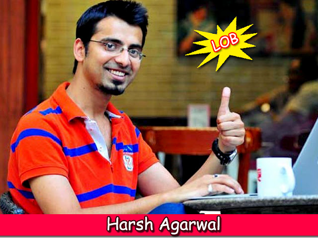 Harsh Agarwal from ShoutMeLoud