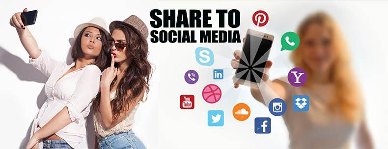Share to Social Media