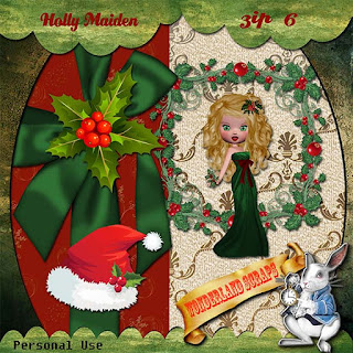Last zip of Holly Maiden freebie