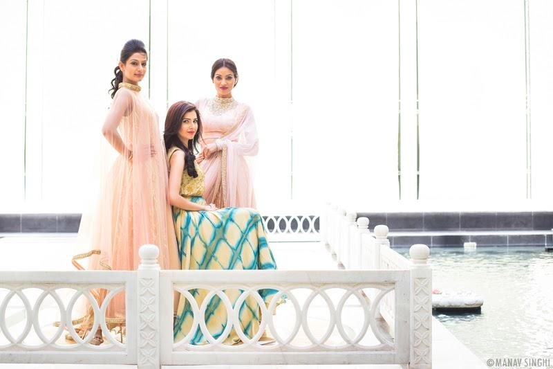 Bhavyata Sharma Campaign Shoot for India International Style Week