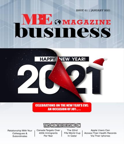 MBE Business Magazine 61st
