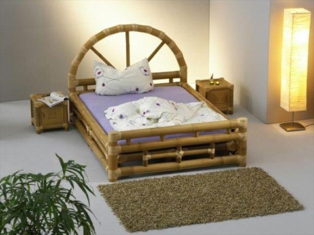 Decorilumina los atractivos muebles de bamb for Muebles bambu