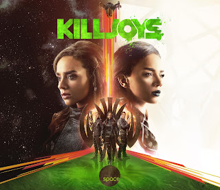 Killjoys Season 3 Poster 2