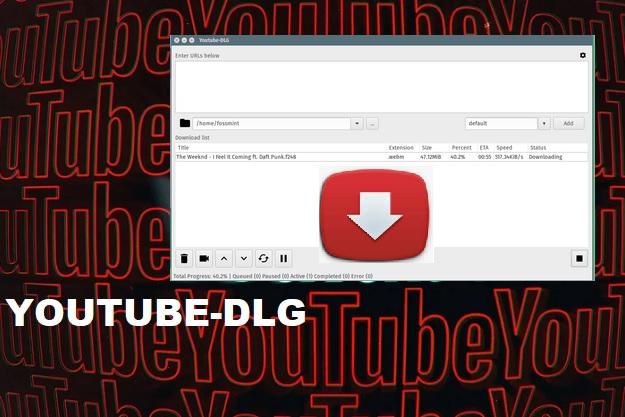 Youtube DLG - Το καλύτερο πρόγραμμα για να κατεβάσεις τραγούδια και βίντεο από YouTube