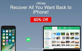 أداة, سريعة, وقوية, لإستعادة, الملفات, المحذوفة, من, الآيفون, وأجهزة, iOS, برنامج, UltData