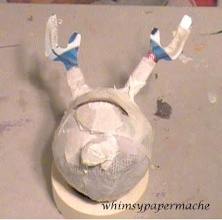 Rudolph Mike Wazowski Ornament
