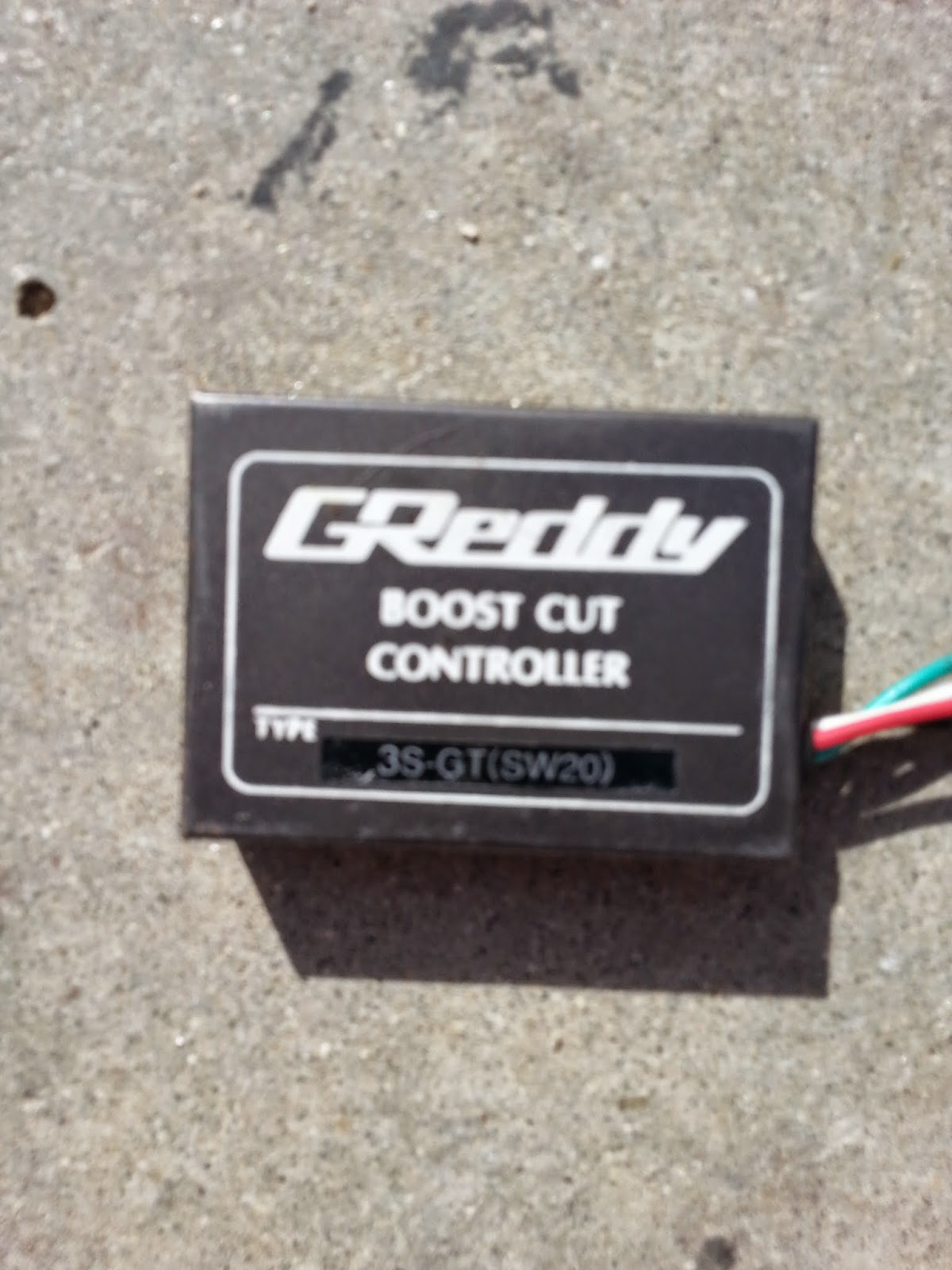 Car And Writer Motoring Evolution Diy Fix How To Install A Greddy Wiring Harness Boost Cut Controller Bcc On 2jz Gte With Vvt I Lexus Gs300 Toyota Aristo