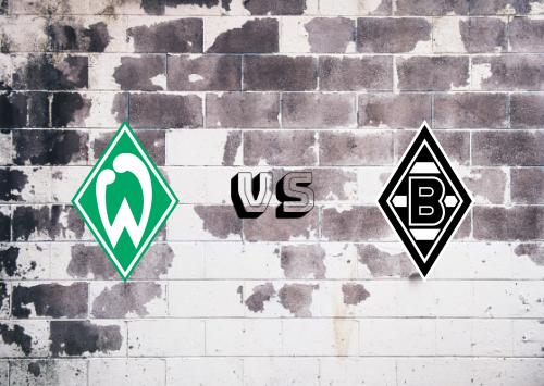 Werder Bremen vs Borussia M'gladbach  Resumen