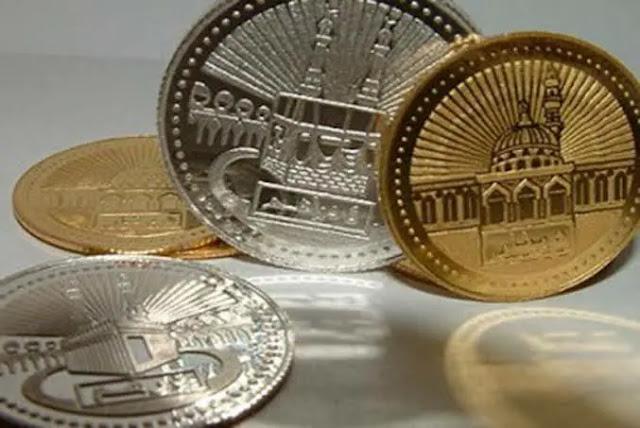Dinar Dirham adalah koin yang terbuat dari emas perak. Kita tahu emas merupakan logam mulia yang harganya bertahan terus menerus sampai dimasa sekarang ini, emas dan perak (dinar dirham) tidak akan terkena inflasi dan juga tidak akan pernah kadaluwarsa dan tidak akan bisa dipalsukan.