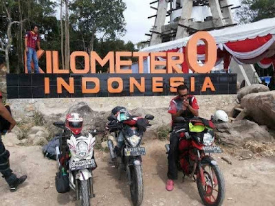 Naik Suzuki Satria Touring 9 Pulau?! Ini dia cerita Faris Bawazier SFI Jakarta!