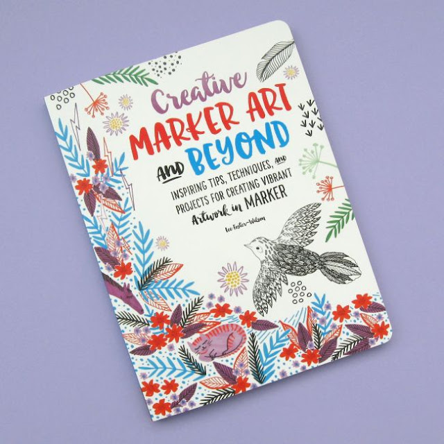 Book Review: Creative Marker Art & Beyond