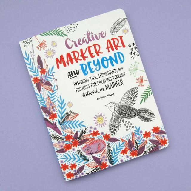 Book Review: Creative Marker Art & Beyond
