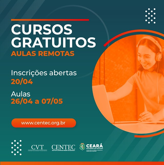 CVT Brejo Santo abrirá inscrições para curso gratuito