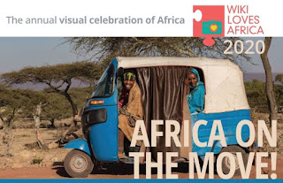 Wiki Loves Africa Photo Competition 2020 | Over US$3000 To Be Won