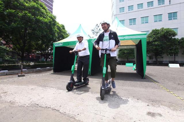Pemkot Bandung Akan Integrasikan Jalur Sepeda dengan Skuter Listrik