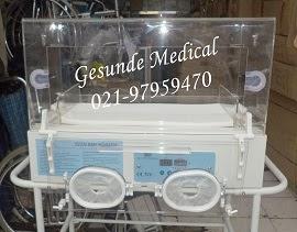 Inkubator Bayi Tipe Elektrik