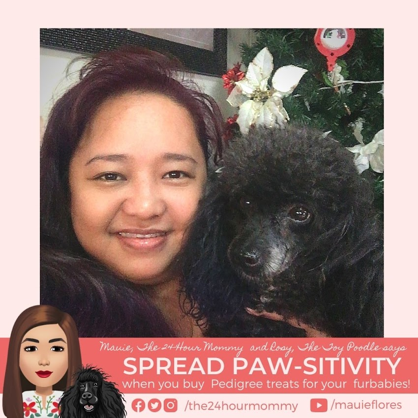 """Spread """"Paw-sitivity"""" when you buy Pedigree treats for your furbabies from Shopee"""
