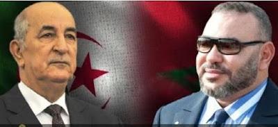 الملك محمد السادس يراسل الرئيس الجزائري تبون
