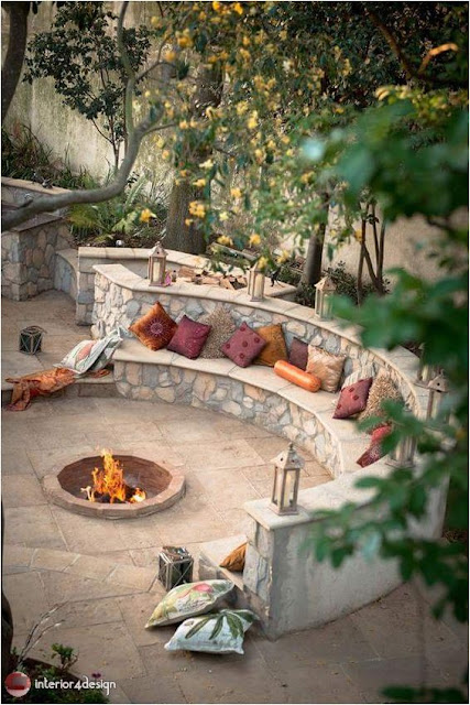 Outdoor Fire Pit 7