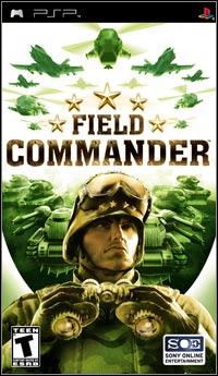 Field Commander descargar gratis para psp español