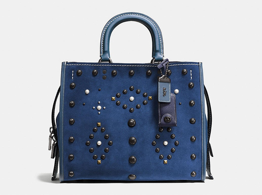 Coach Rivets Rogue Western Best Bags for Fall Winter 2016