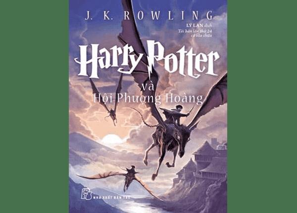 Sách Harry Potter tập 5 - Harry Potter và hội phượng hoàng