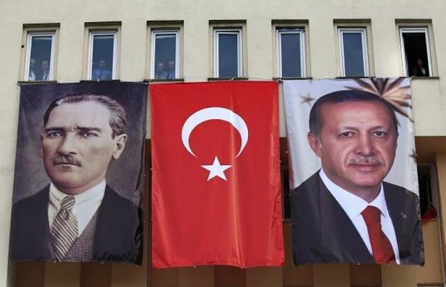 Ο Ερντογάν λατρεύεται σαν Κεμάλ...