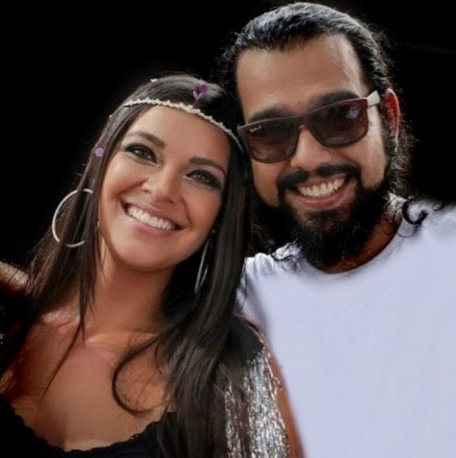 Mariana Carvalho e Marco Mourão ensinam a construir um instrumento musical