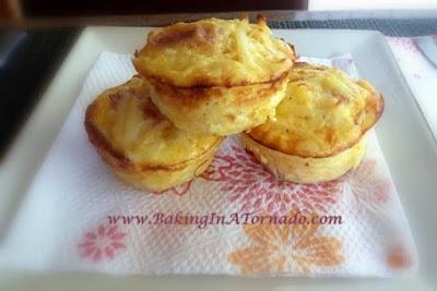 Breakfast Puffs | recipe developed by www.BakingInATornado.com | #recipe #breakfast