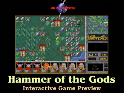 Hammer of the Gods Puzzle