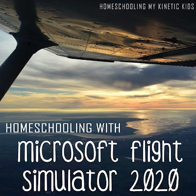 Homeschooling with Microsoft Flight Simulator (2020)