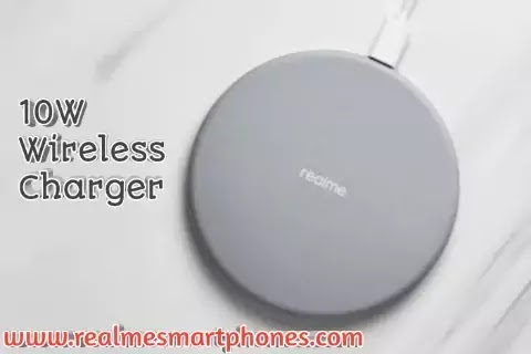 Realme 10W Wireless Charger was launched in India Price at Rs. 899, Also launching Soon 50W and 65W Superdart charger.